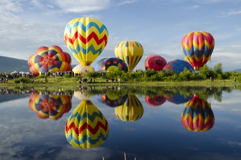 Steamboat Springs Balloon Rodeo – Photo Gallery