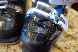 ski, skiing, powder, steamboat, colorado, ski boot