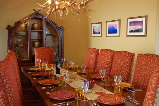 Dining in style in Steamboat Springs
