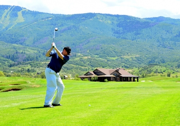 Golf in Steamboat Springs Colorado