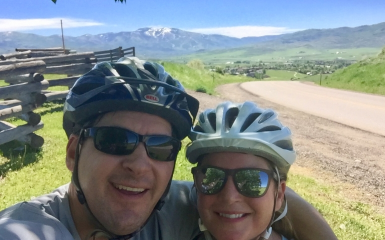 steamboat springs, bike, gravel ride, marabou, brewery, beer, craft beer, tap room, ranch ride, biketown USA, colorado, road ride, mountain biking